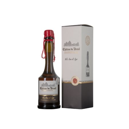 Chateau de Breuil 15 Years