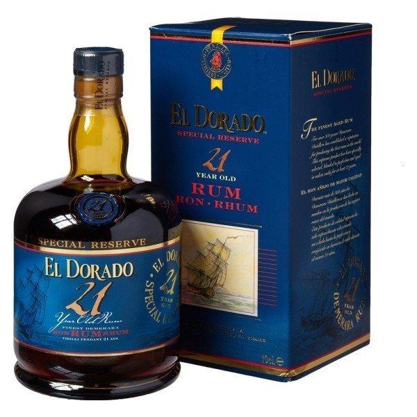 El Dorado 21 Years