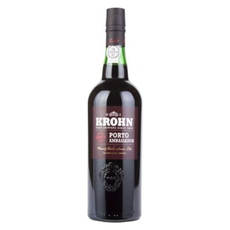Krohn Port Ruby