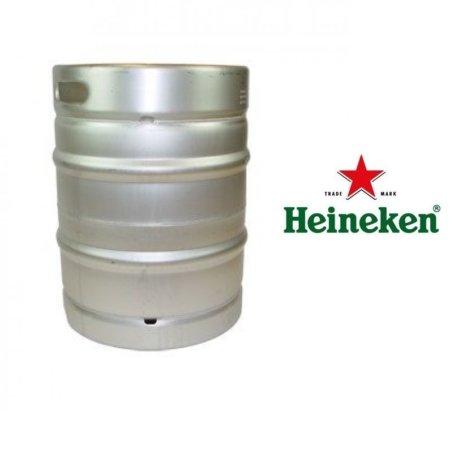 Heineken fust met logo