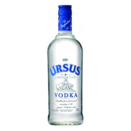 Ursus Vodka Blue