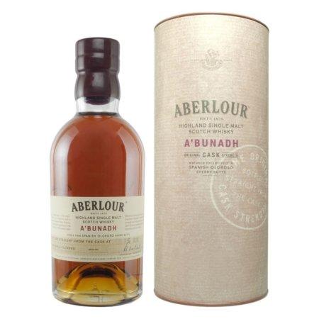Aberlour a bunadh