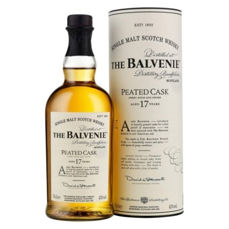 Balvenie 17 Years Peated Cask