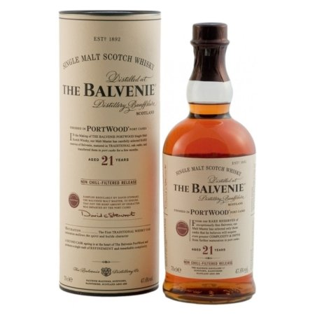 Balvenie 21 Years PortWood