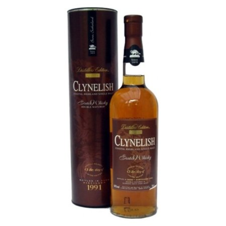 Clynelish Whisky 1991