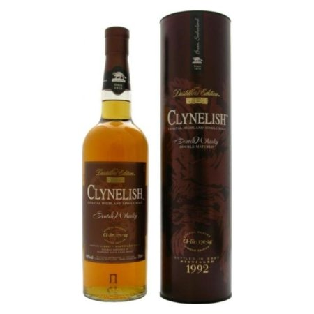 Clynelish Whisky 1992