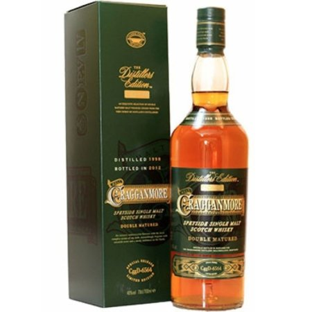 Cragganmore Distiller Edition