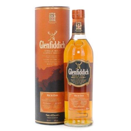 Glenfiddich rich oak 14 Years