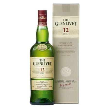 Glenlivet 12 Years