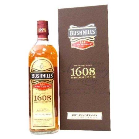 Bushmills Anniversary 1608