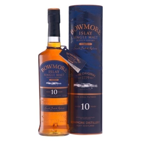 Bowmore 10 Years Tempest Batch nr 1