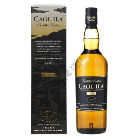Caol Ila Distillery Edition 1998