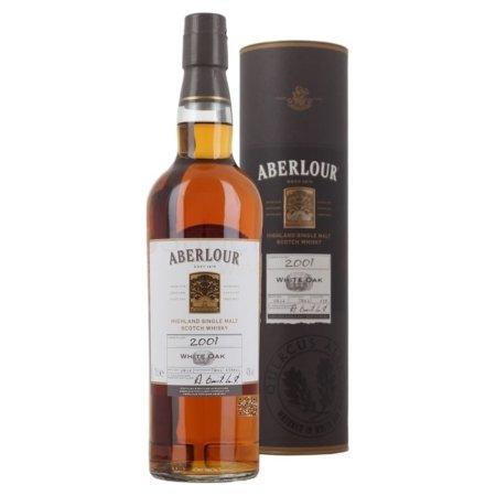 Aberlour White Oak 2001
