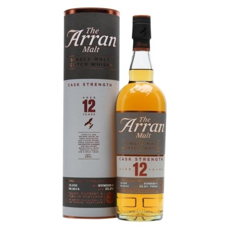 Arran 12 Years Cask Strenght