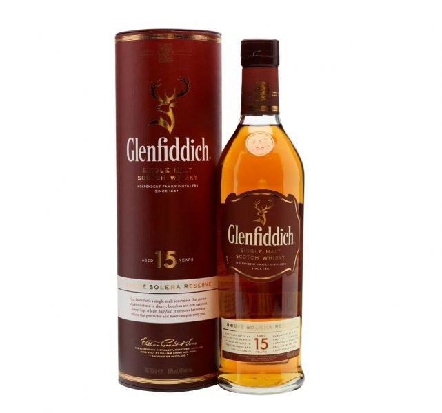 glenfiddich 15years 2