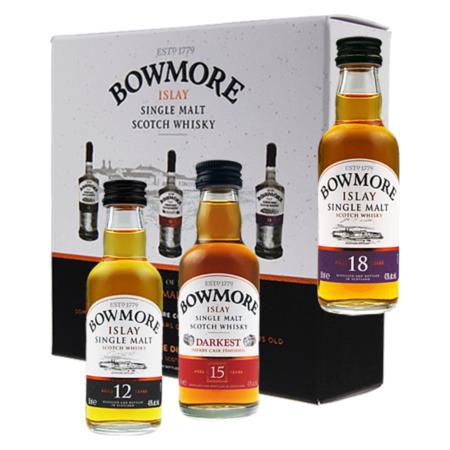 Bowmore miniset