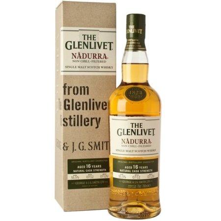 Glenlivet Nadurra 16 Years