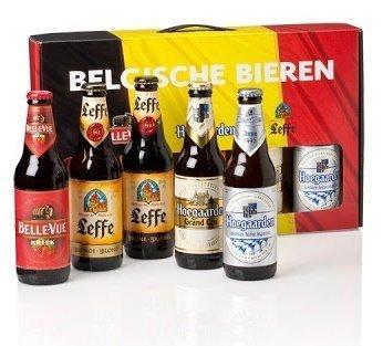 Belgische bier geschenk