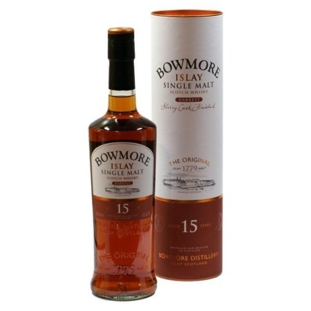 Bowmore 15 Years Darkest Sherry Cask