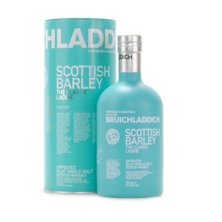 Bruichladdich Scottish Barley Unpeated