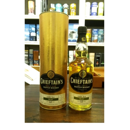 Chieftain's Caol Ila 12 Years 1990-2002