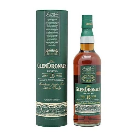 Glendronach 15 Years Revival