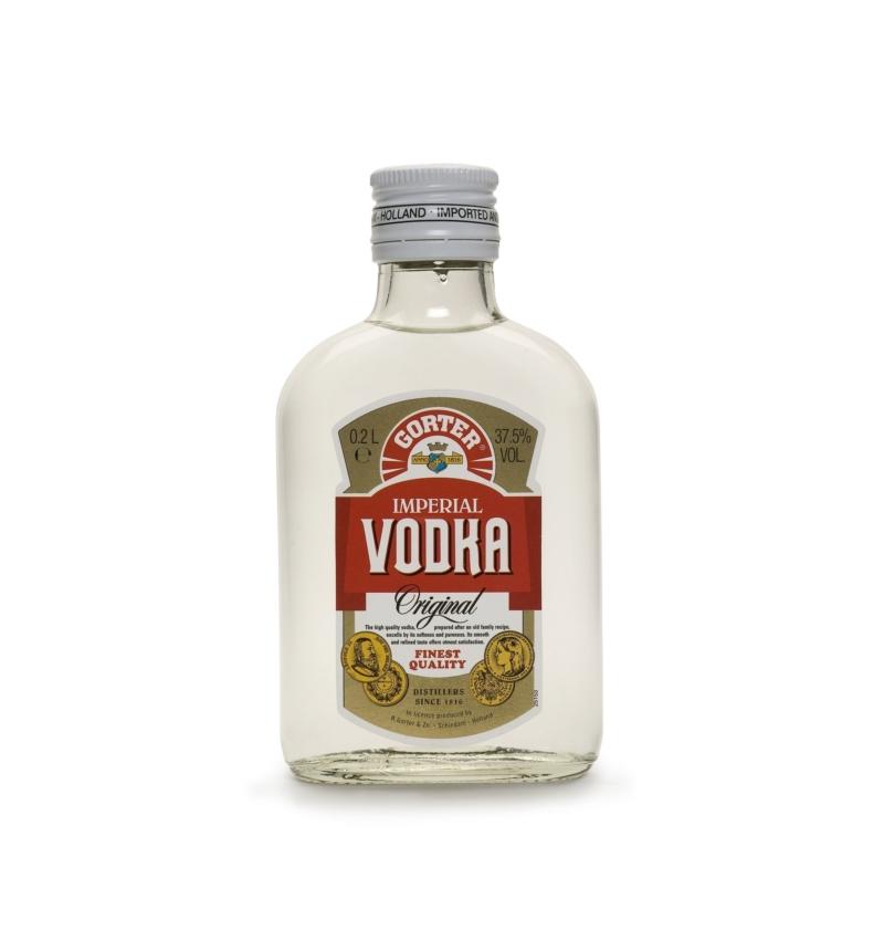 Gorter Vodka 20cl