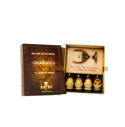 Grimbergen Cadeau Boek