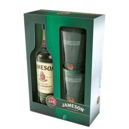 Jameson Giftpack met 2 glazen