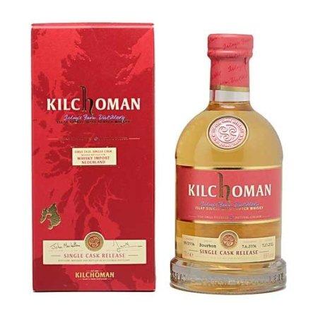 Kilchoman Bourbon Cask 2008-2013