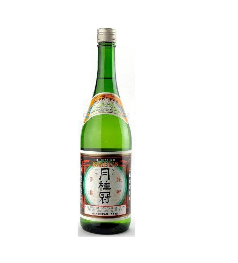 Sake Gekkeikan