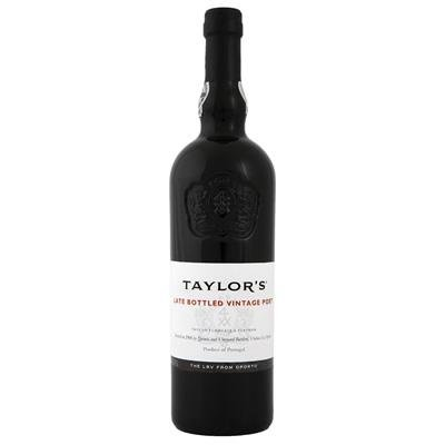 Taylor's Late Botteld Vintage Port 2007