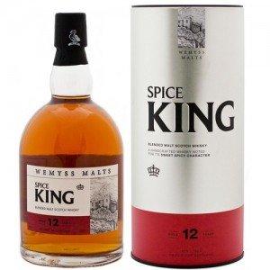 Wemyss Spice King 12 Years