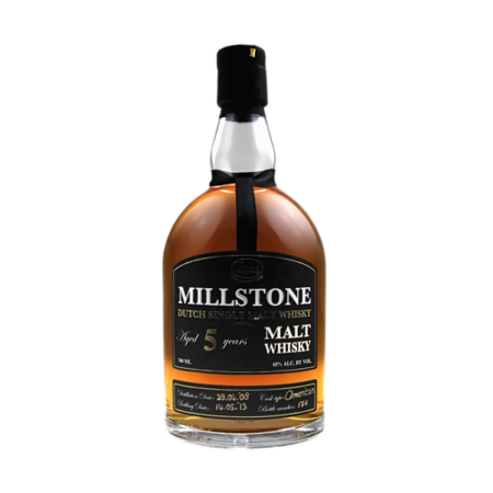 Zuidam Millstone Single Malt 5 Years