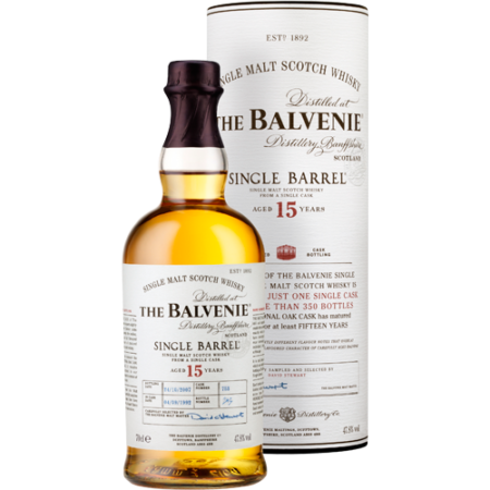 Balvenie Single Barrel 15 Years