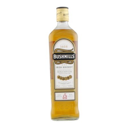 Bushmills Triple Distilled