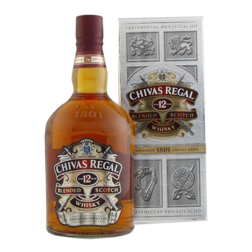 Chivas Regal 12 Years