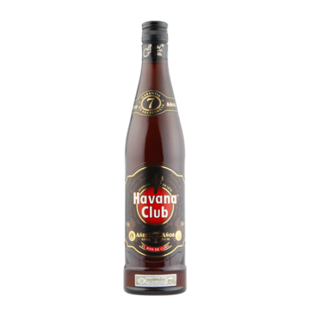 Havana Club rum 7 Years