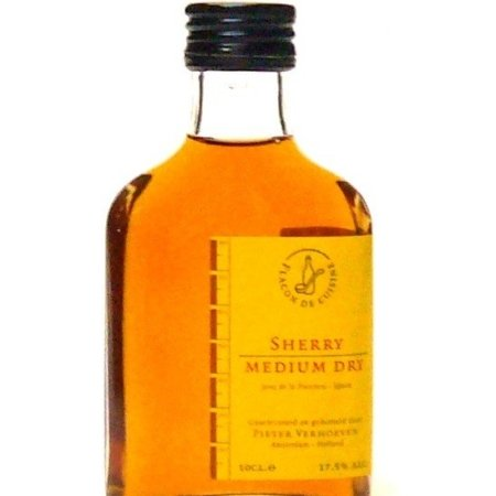 Sherry Medium Dry Keukenflacon