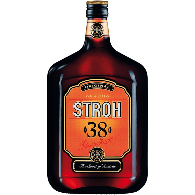 Stroh Rum 38%