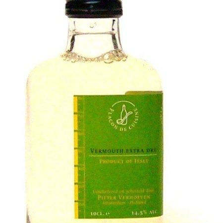 Vermouth extra dry Keukenflacon