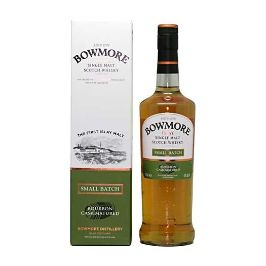 Bowmore Small Batch Bourbon Cask