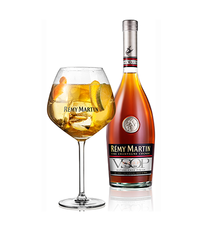 Remy martin ginger ale