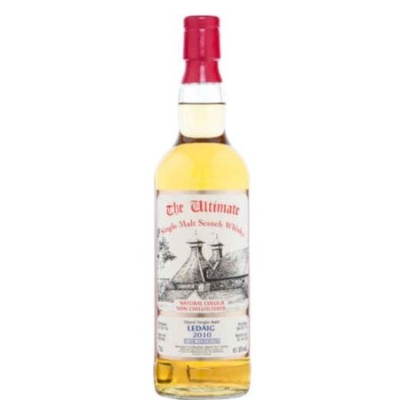 Ultimate ledaig 2010 cask strenght 6 years