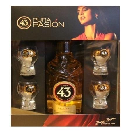 licor 43 Gift