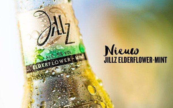 Jillz Elderflower-Mint!