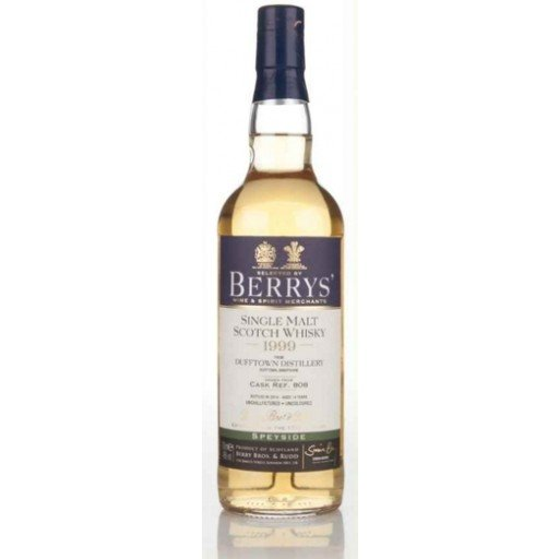 Dufftown berrys own selection 1999