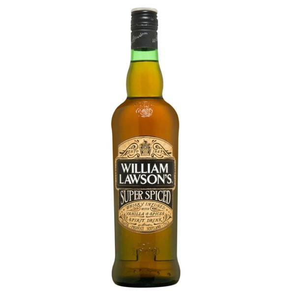 William Lawson super spiced