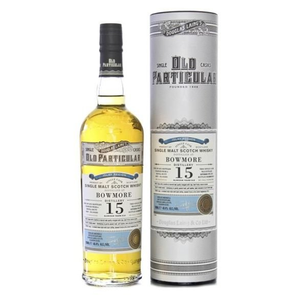 Bowmore Old Particular 15 Years