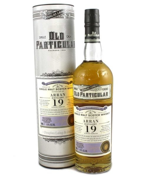 Old Particular Arran 17 Years